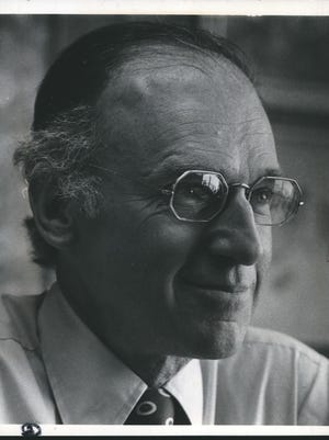 Irvin B. Charne, in a 1976 photo.