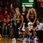 Photos: Iowa State women host Iowa in Cy-Hawk game