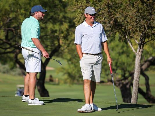 59th San Angelo Country Club Men's Partnership