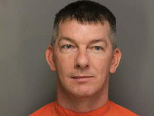 """James """"Jamie"""" Lynn Lawson, 42. He was arrested in Florence,"""