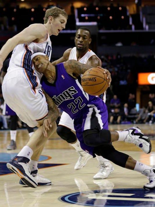 Kings Bobcats Basketball