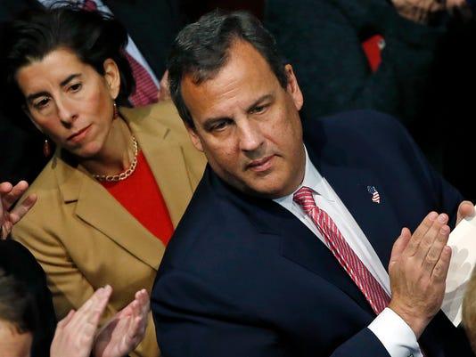AP GOVERNOR-MASSACHUSETTS-INAUGURATION A ELN USA MA