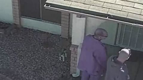 Surveillance video from a Feb. 1, 2015, shooting of a 57-year-old man at a home near 71st Avenue and Hatcher Road.