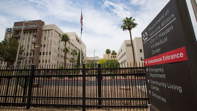 Problems with wait times and patient care at the Carl T. Hayden Veterans Affairs Medical Center in Phoenix were uncovered by The Arizona Republic in April 2014.