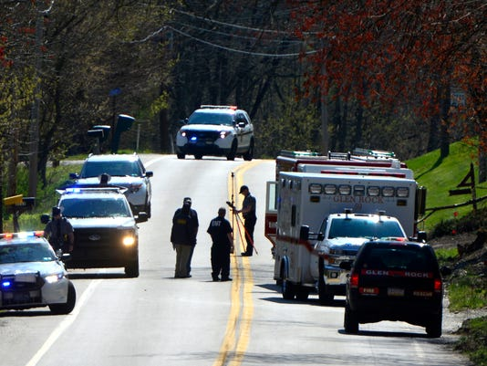 PHOTOS: Fatal accident in Codorus Township