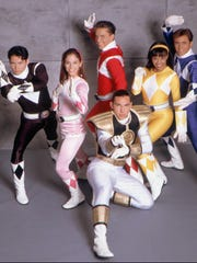 """Fox Children's Network and Saban Entertainment announced Wednesday Nov. 9 1994 that three new Power Rangers will be introduced to the """"Mighty Morphin Power Rangers"""" television show."""