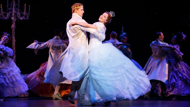 "The contemporary take on the classic fairy tale, ""Rogers & Hammerstein's Cinderella,"" will take the Plaza Theatre stage for one-night-only on June 6."