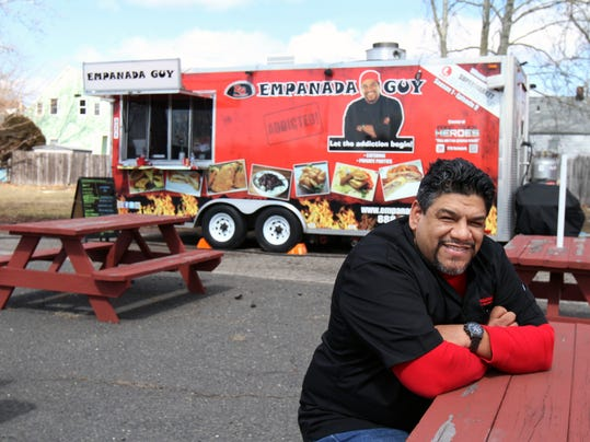 Guy Who Owns A Food Truck