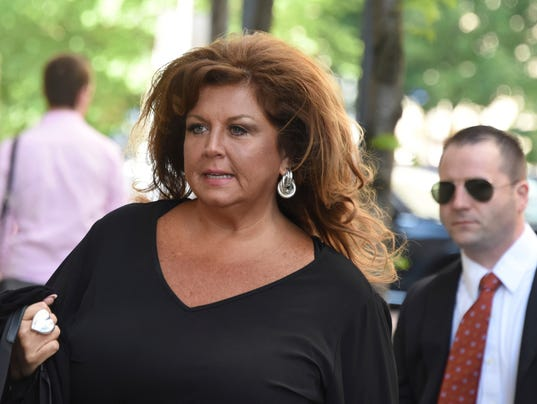 Dance Instructor Abby Lee Miller Releases From Prison and Moves Into Halfway House
