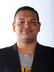 James Hernandez is one of eight candidates for mayor in the city of Corpus Christi's special mayoral election.