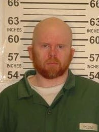 Eric M. Smith killed 4-year-old Derrick Robie in Steuben County in August 1993. This 2014 photo of him was provided by the state Department of Corrections and Community Supervision.
