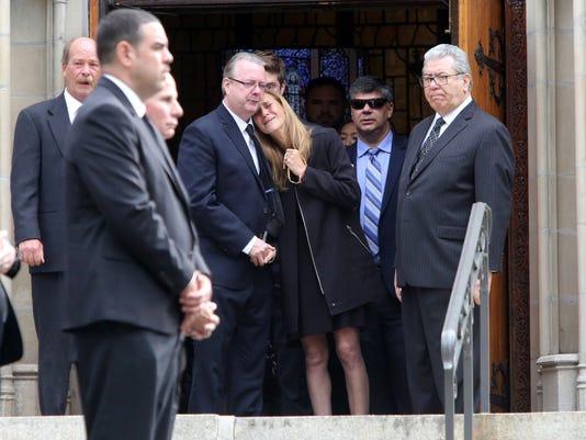 Robby Schartner funeral