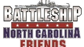 Members of the Friends of the Battleship will be selling flags at the Trolly Stop Grill and Catering in Wilmington.