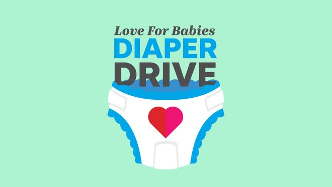 Love for Babies Diaper Drive