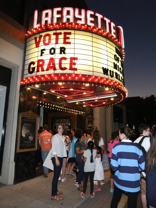 Grace VanderWaal AGT viewing party