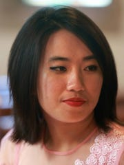Ni Mawi, 22, is a member. She left Burma four years