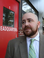 Deputy Commissioner Justin Pruyne at the Westchester