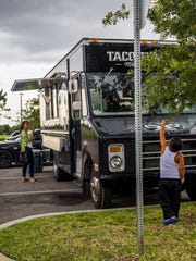 Taco Tummy has served at breweries and events from