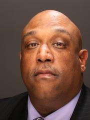 Cincinnati Police Chief Eliot Isaac.