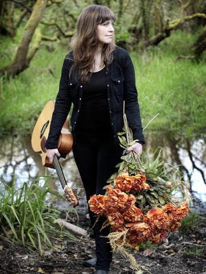 Among Sarah McQuaid's repertoire are traditional Irish and old-time Appalachian tunes.