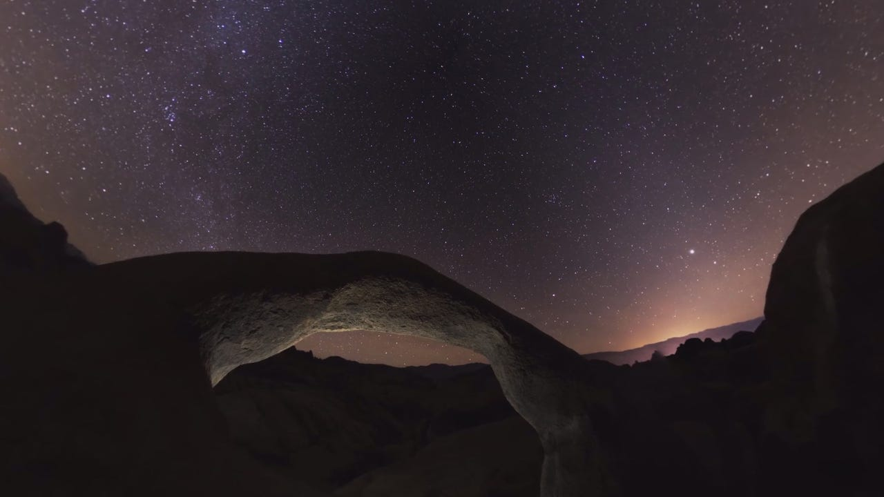Attention stargazers: This California region delivers the views