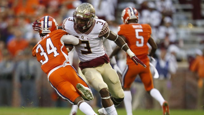 Derwin James is one of college football's best all around defenders.