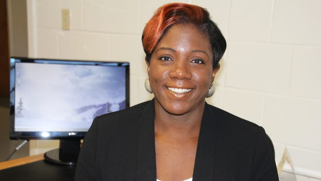 Carrie Williams will serve as the first ever guidance counselor at Gifford Youth Achievement Center.