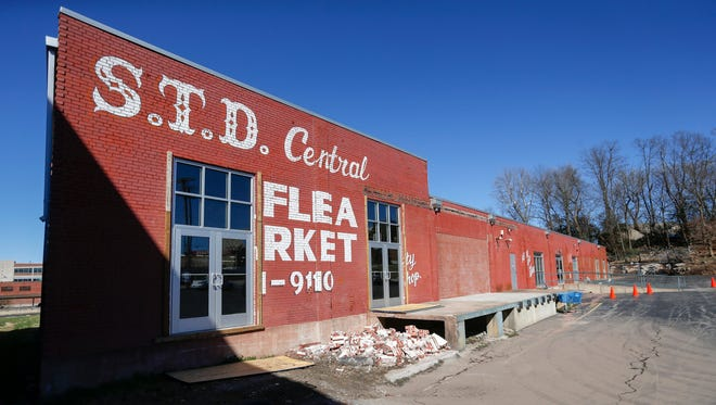 Shawn Gott will be making changes to the STD Central Flea Market to turn portions of the space into an event venue.