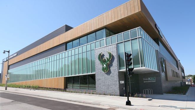 The Bucks have announced that they are opening their training facility.
