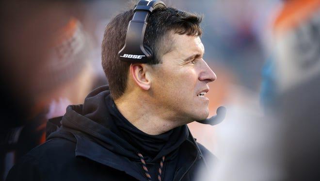 Cincinnati Bengals offensive coordinator Bill Lazor should have a varied offense in 2018.
