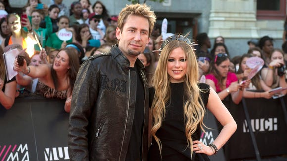 Nickelback to being single breakup: Chad Kroeger and