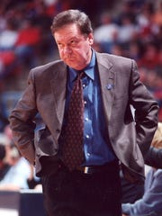 Former Louisiana Tech women's basketball coach Leon