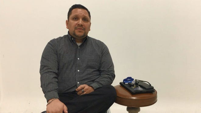 Shasta County District 5 supervisor candidate Alex Madrigal lives in Shingletown.