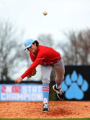 USJ rising senior Ryan Rolison is competing for one of 20 spots on the USA Baseball U18 national team.