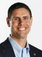 Sen. Nate Boulton, Democratic candidate for governor,