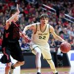 Patrick McCaffery looked like 'legitimate top-25 player' at NBPA Top 100 Camp