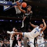 Providence sends Xavier crashing out of Big East Tournament with OT win