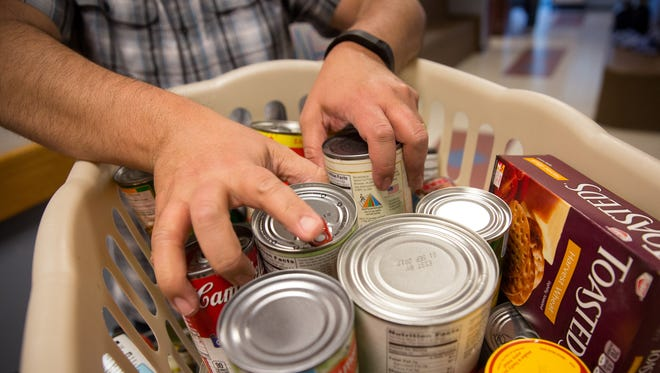 Casa de Peregrinoswill host a food pantry day specifically for federal employees and contractors from 9 a.m. to noon on Thursday, Jan. 24