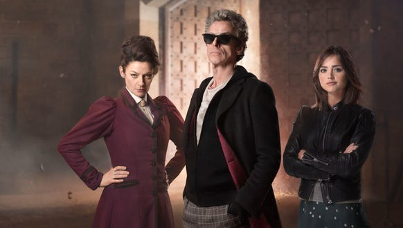 It's time to binge on 'Doctor Who' before it's too