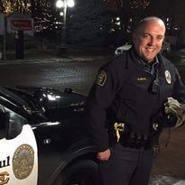Skeptical cop befriends homeless veteran