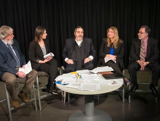 Asbury Park Press Editorial Board meeting with Lakewood