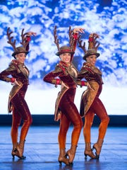 The Radio City Christmas Spectacular Starring The Rockettes