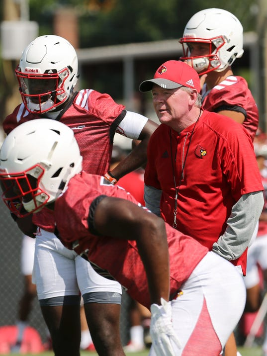 How Amway Coaches Poll Top 25 Teams Fared In Week 3: Louisville Football Team Ranked No. 17 In Preseason USA