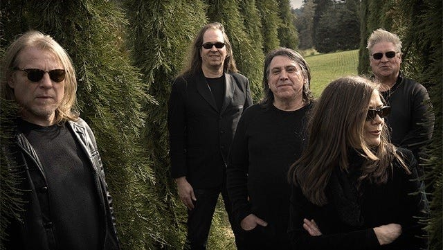 Eric Lovre Band will play an album-release show 9 p.m. Saturday, May 13, at The Space Concert Club in West Salem. $5. The album, which will be available at the show for $10, emanates the garage alternative band's raw, retro sound.
