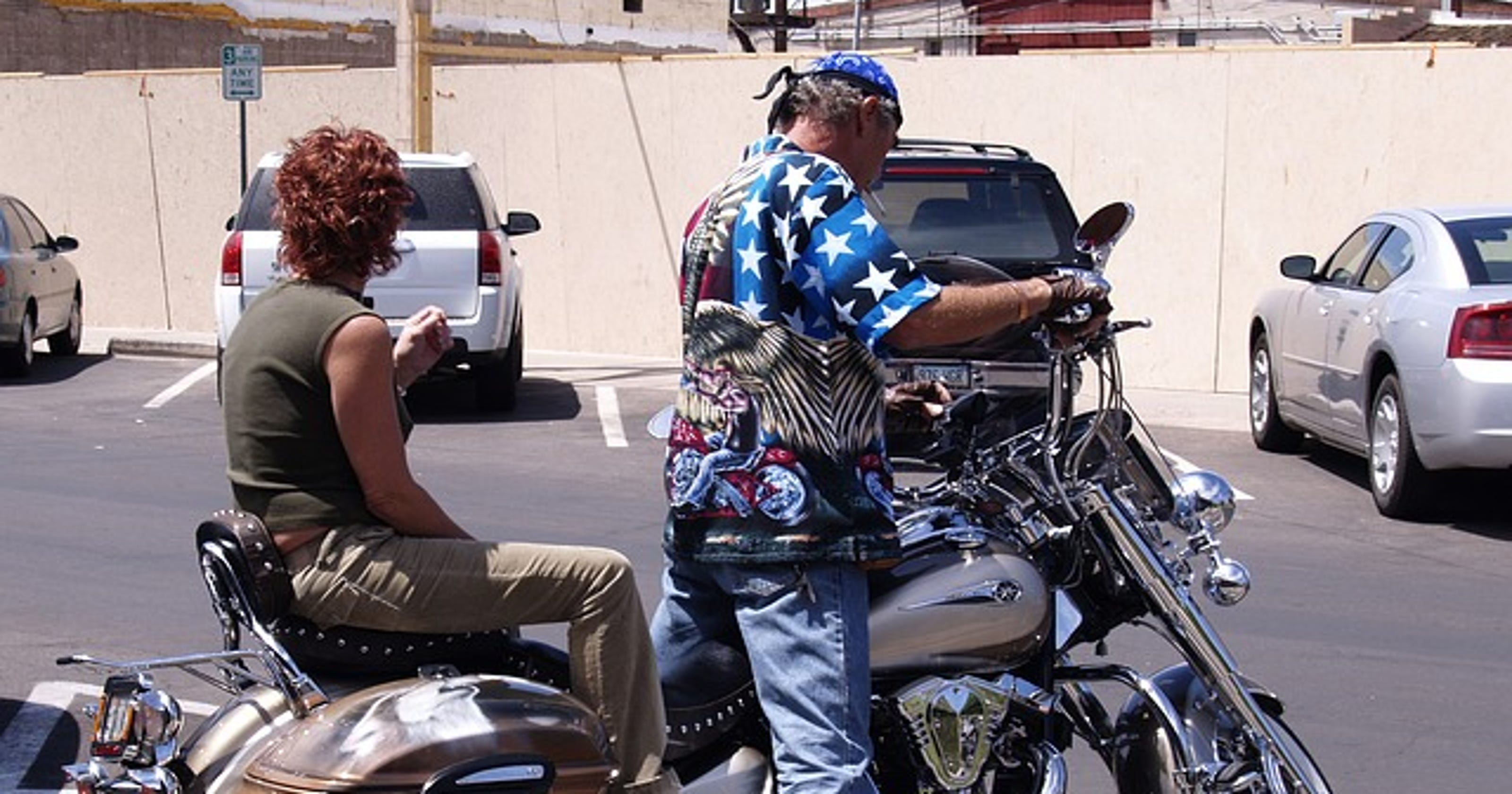Answer Man: Why aren't loud motorcycles ticketed?