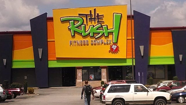 The Rush.