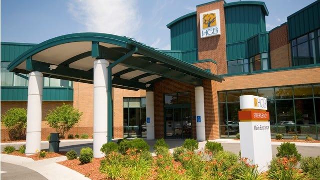 Hayes Green Beach Memorial Hospital in Charlotte.