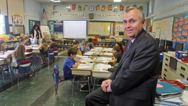 Blind Brook Superintendent William Stark resigned abruptly on March 16.