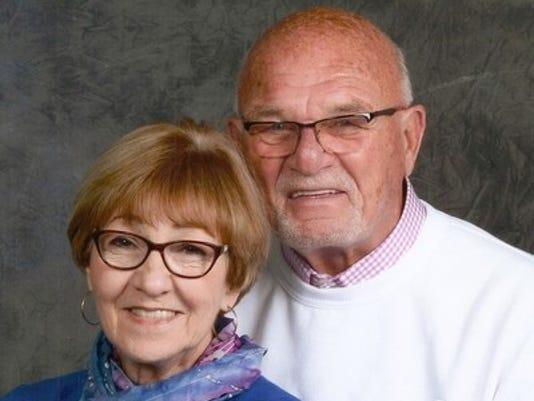 Anniversaries: Ron Palmer & Anita Palmer