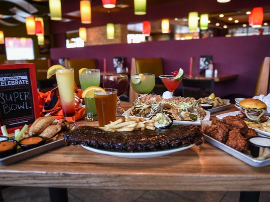 Applebee's in Tamuning is the place for happy hour.